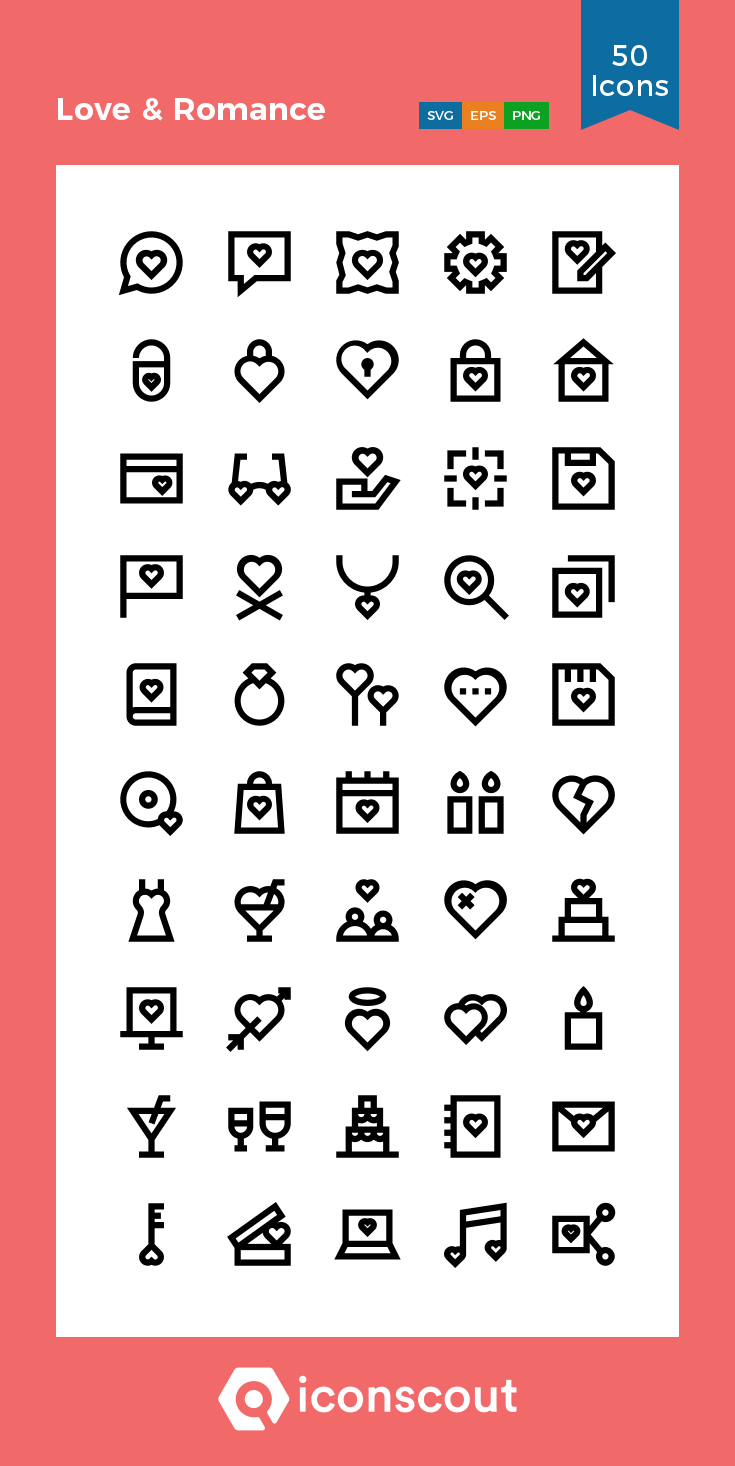 Download Love Romance Icon Pack Available In Svg Png Eps Ai Icon Fonts Icon Fruit Logo Design Romance