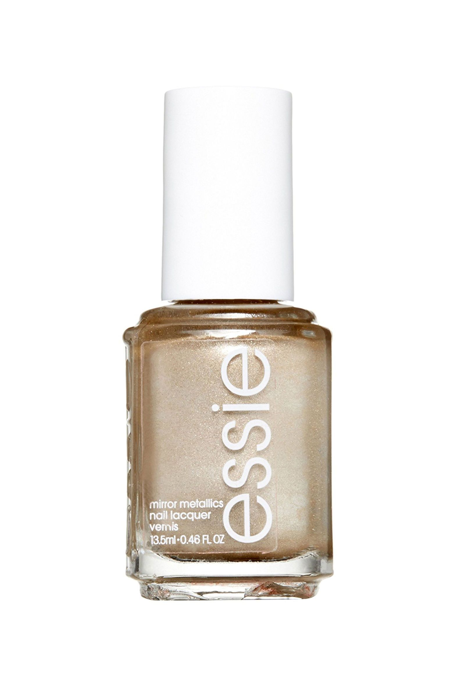 6 Metallic Nail Polishes Tested By ELLE Editors | Essie nail colors ...