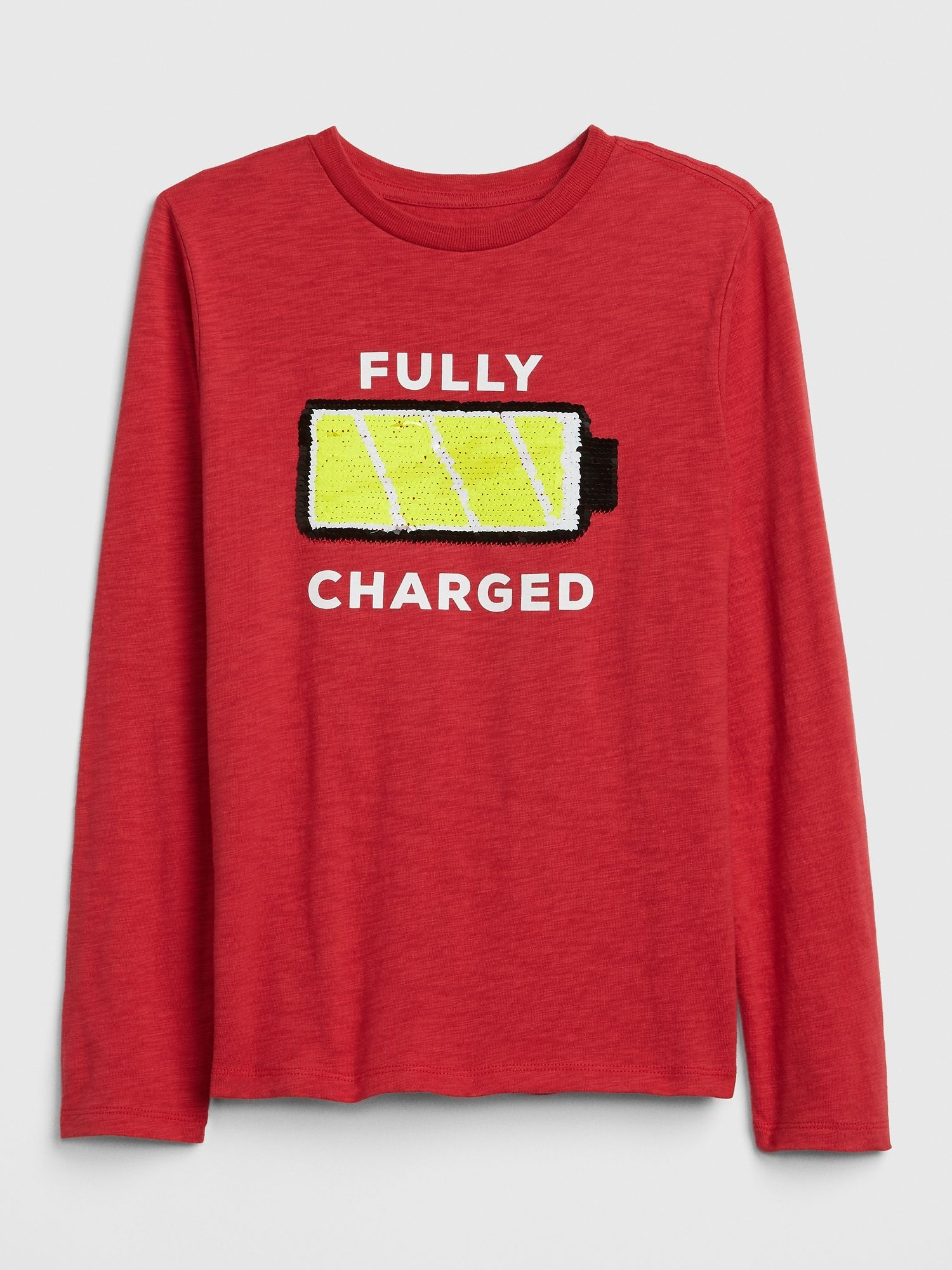 dfbee0a9b Flippy Sequin Graphic T-Shirt | Gap | Fall 2019 boys in 2019 ...