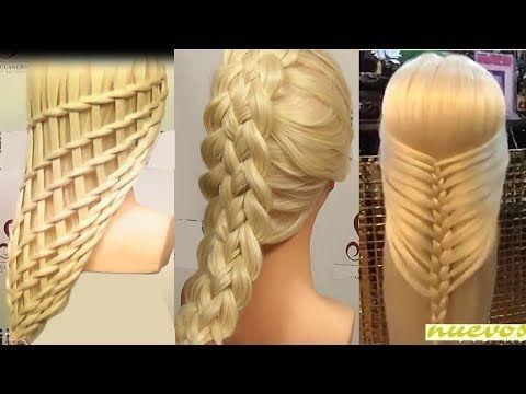 Peinados Para Niñas 2017 Peinados para cabello  Peinados Faciles