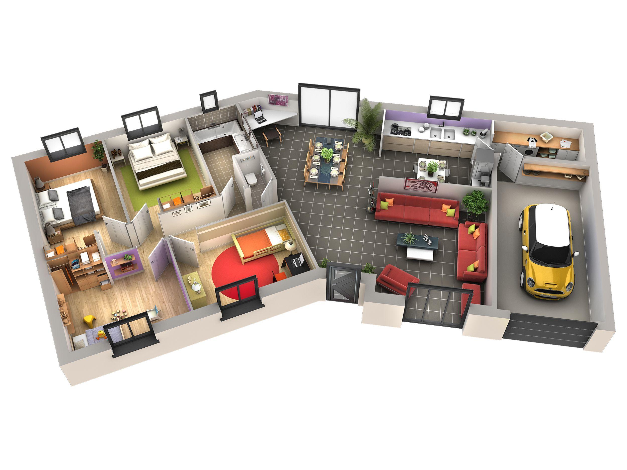 Plan Cerise Md Ok Plan Maison Maison Et Comment Construire Une Maison