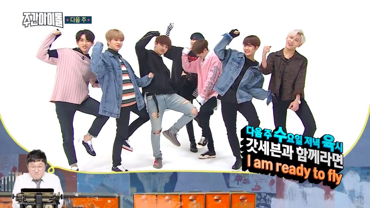 Watch Got7 Stars In Funny Preview For Next Week S Weekly Idol Soompi Weekly Idol Got7 Idol