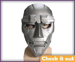Doctor Doom Costume A Diy Guide Cosplay Savvy Cosplay Helmet Cosplay Costumes For Men Cosplay Costumes