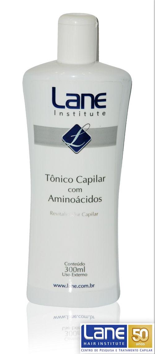 Tônico Capilar com Aminoácidos
