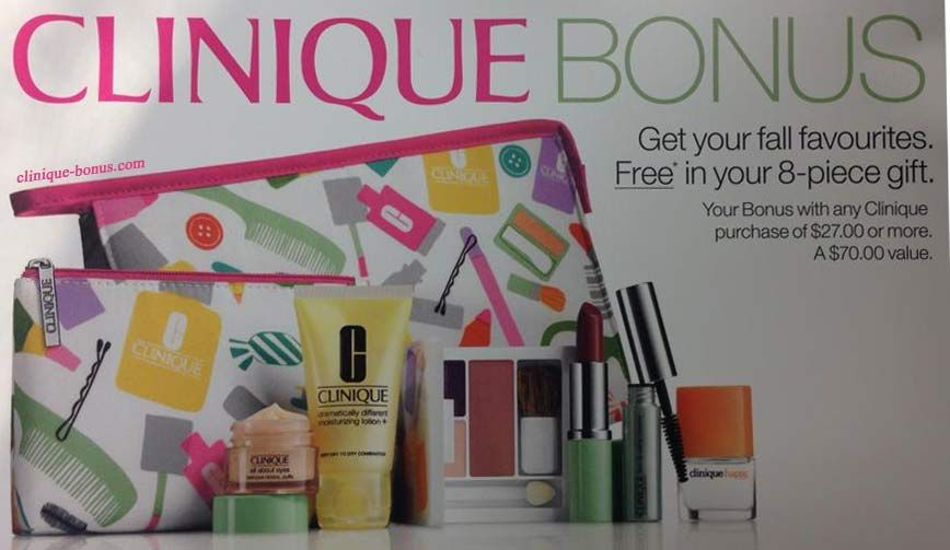 Starting In 5 Days Clinique Bonus Time At Macys Http Clinique