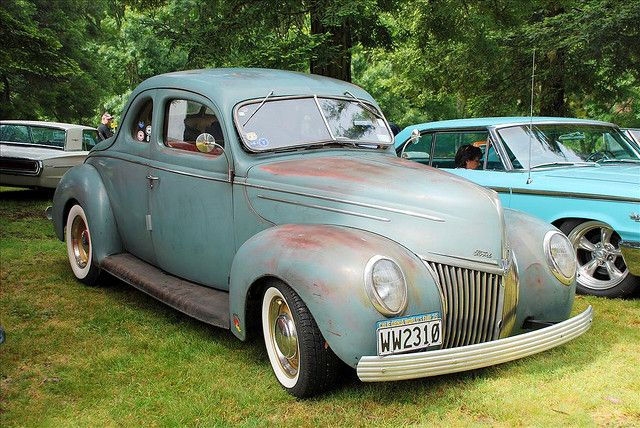 1939 Ford Deluxe Coupe Ford Motor 1939 Ford Coupe Coupe