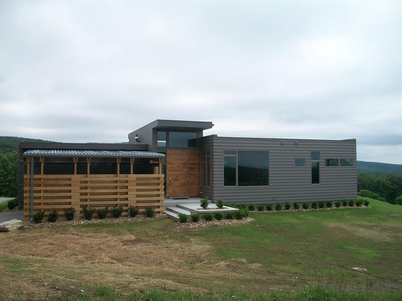 James Hardie - Design Ideas   Photo Showcase   House ... on Contemporary Siding Ideas  id=69642