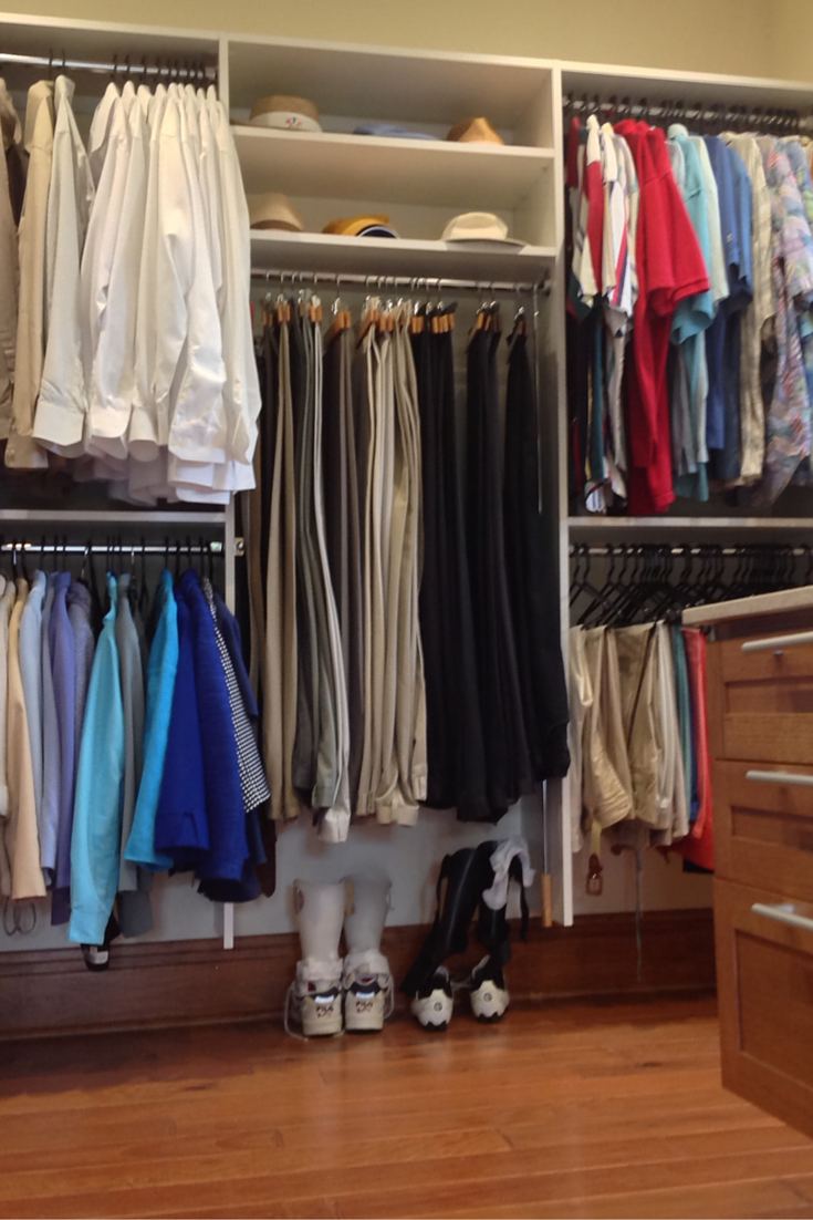 8 Tips For A Universal Design Closet Part 1 Of A 3 Part Series