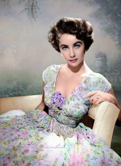 Elizabeth Taylor Elizabeth Taylor Hollywood Actresses