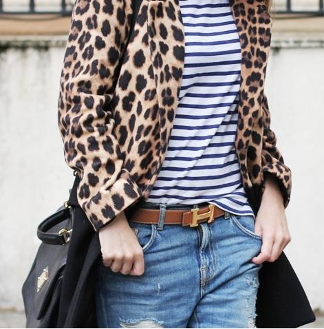 Stripes & Leopard