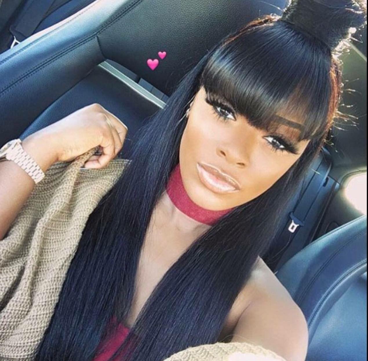 Pinterestjalissalyons hair pinterest hair style black girls