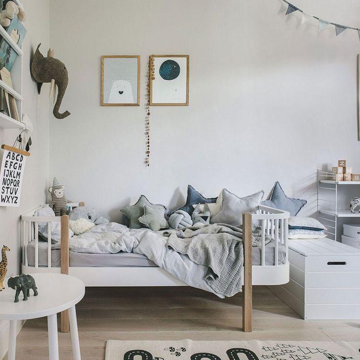 Kinderzimmer einrichten im skandinavischen Stil