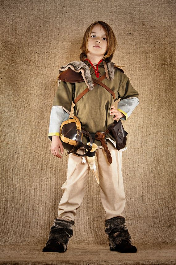 The complete Viking Warrior Costume for kids by SevenAndOneLeagues - halloween costume ideas 2016 kids