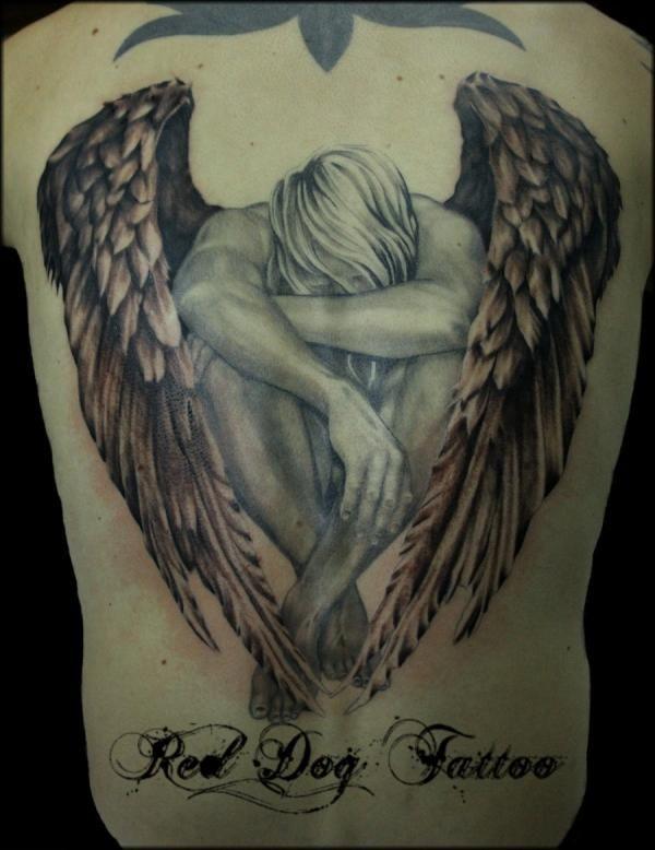 engeln tattoo 234 tattoos engel tattoos engel tattoo. Black Bedroom Furniture Sets. Home Design Ideas