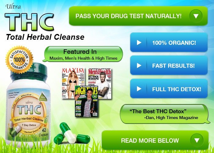 How to detox from thc naturally