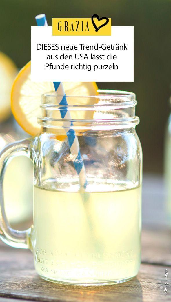 Switchel: Dieses neue Trend-Getränk lässt die Pfunde richtig purzeln