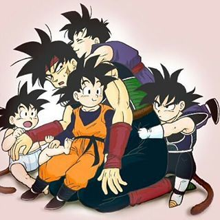 gohan and goten relationship quotes