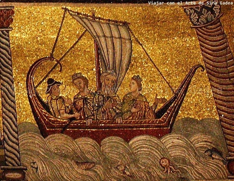 Viajar con el Arte: La iconografía de los Reyes Magos en el arte