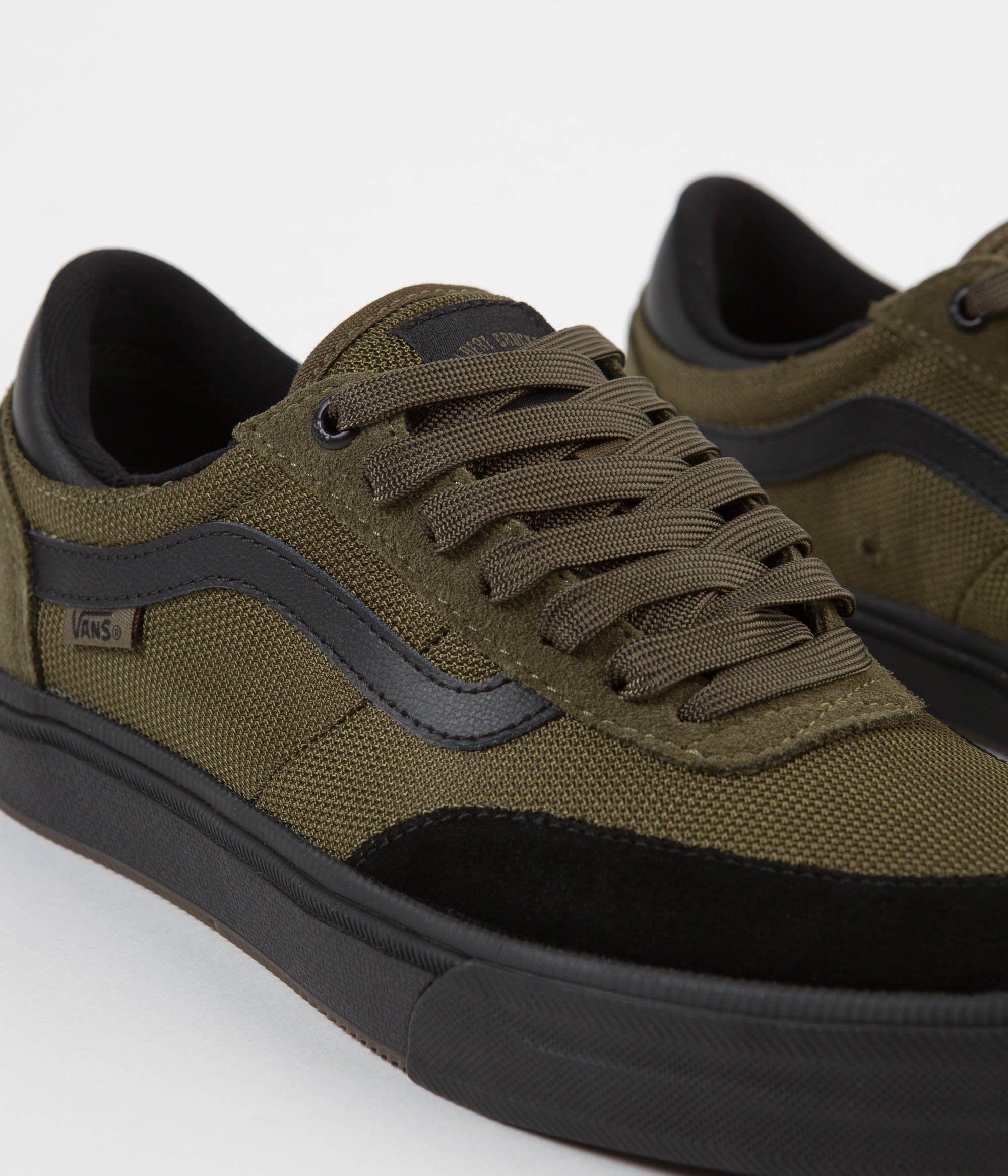 Vans Gilbert Crockett 2 Pro Shoes (Tactical) Beech Black
