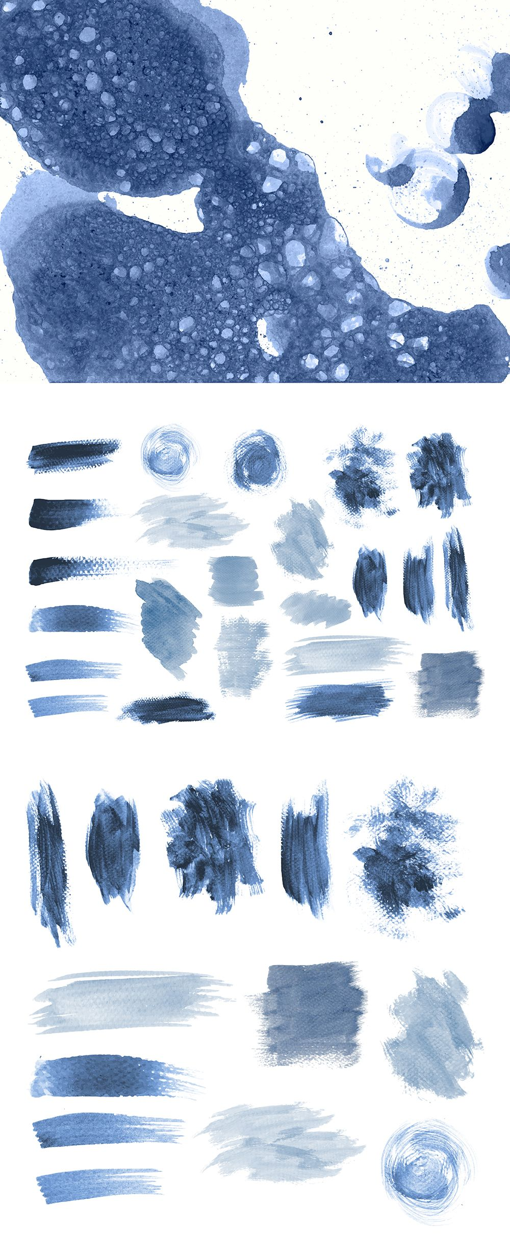 Grab Beautiful Free And Premium Royalty Free Watercolor Brush