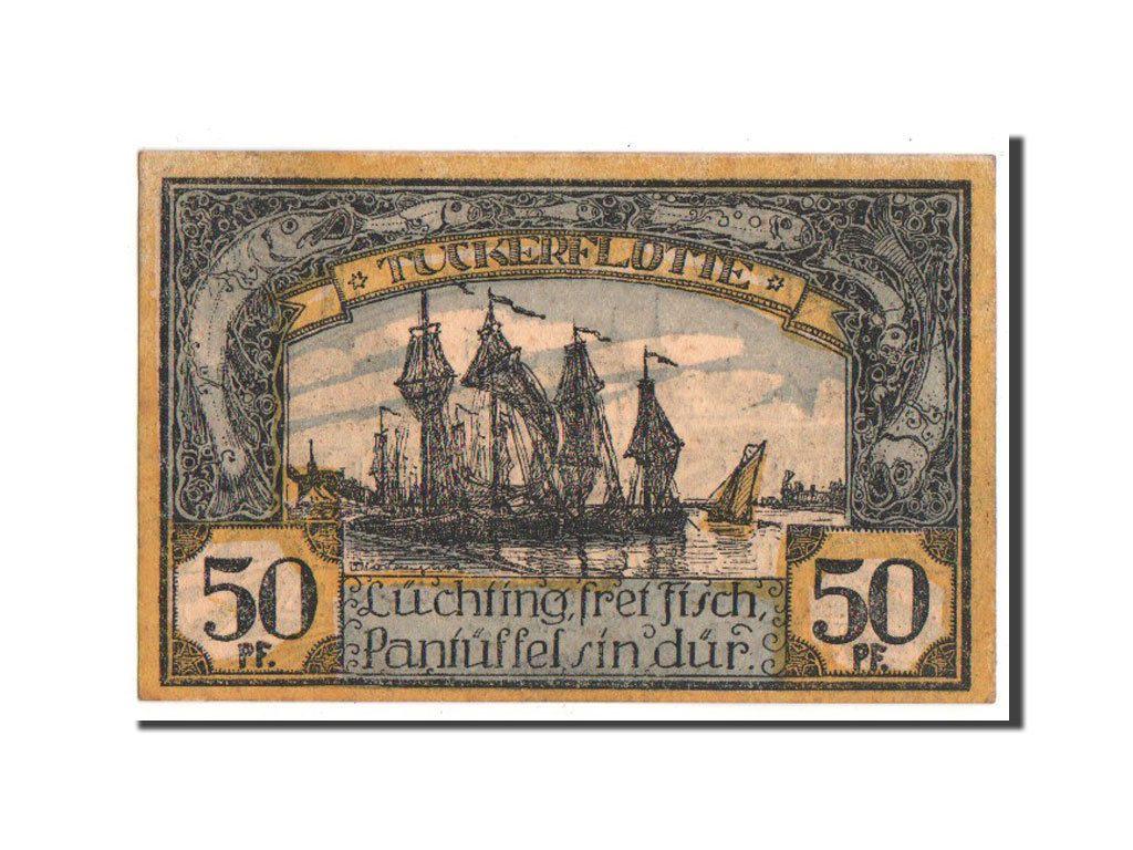 351525 Notgeld Pommern Wollin 50 Pfennig 1921 Mehl 1453 1   eBay