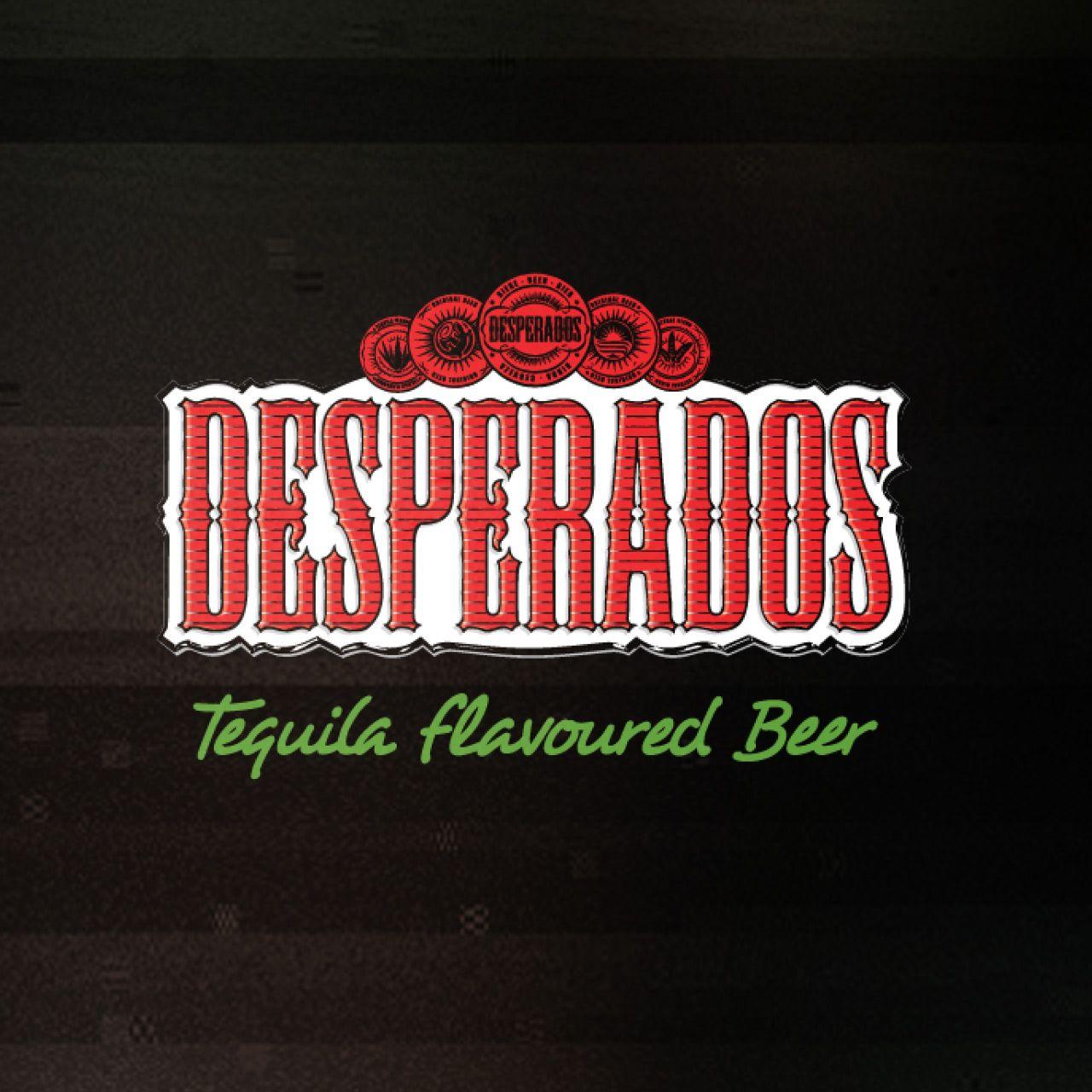 Desperados Tequila Flavoured Beer Flavored Beer Desperado Beer Flavors