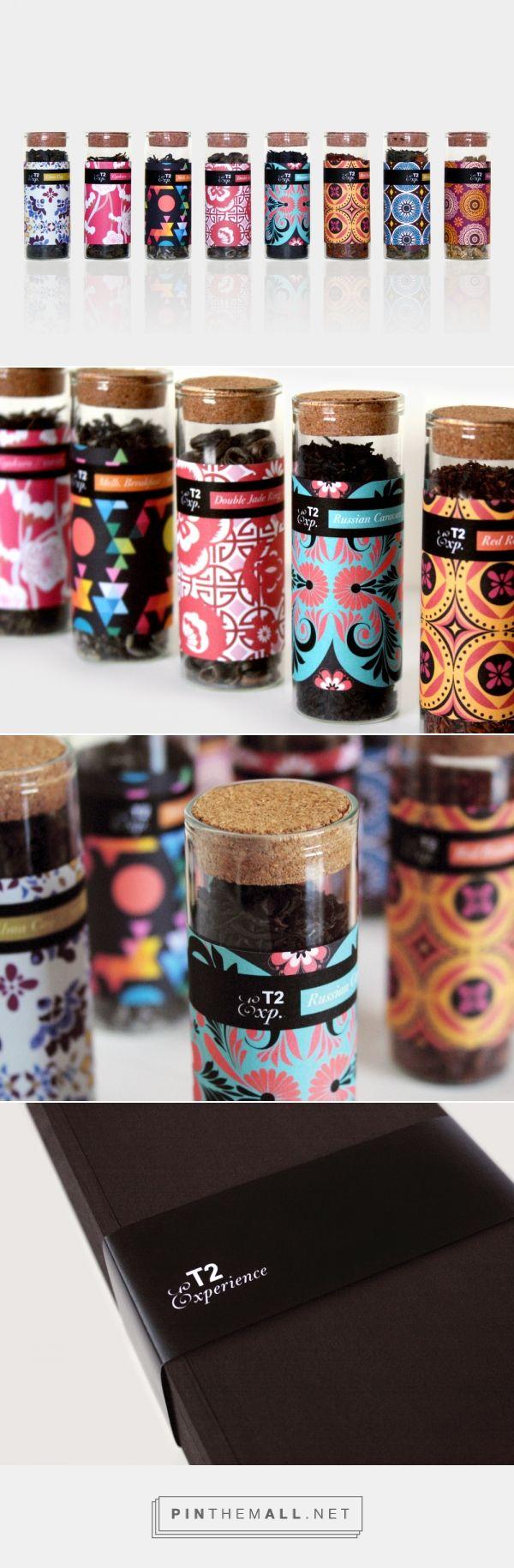 T2 — Tea Package — Sarita Walsh #teapackaging