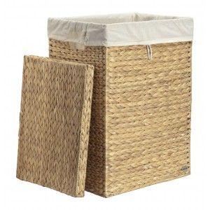 W.hyac laundry basket rect s/2