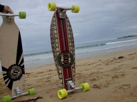Download original longboard 60735 miscellaneous mobile - Skateboard mobel ...