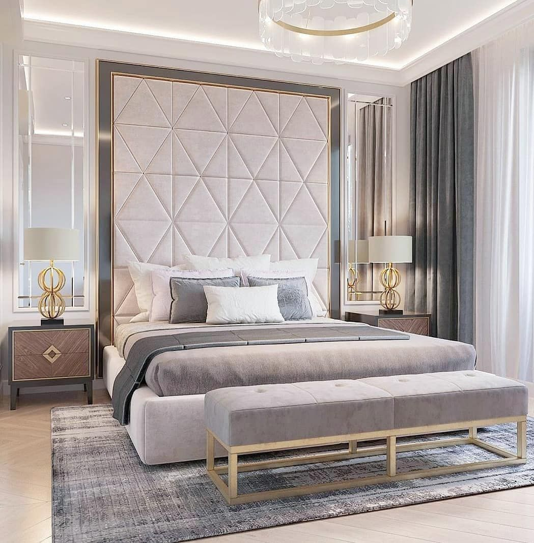 A Career In Interior Decorating Modern Luxury Bedroom Luxurious Bedrooms Bedroom Interior