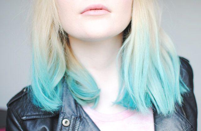 Blue Hair The Body Shop Hair Chalk Light Blue Hair Blue Hair