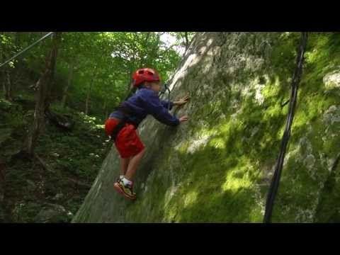 Summer Mountain Adventure Camp in Stowe, Vermont ...