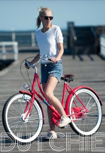 Bike of beauty. I'll need one when I live in Holland!