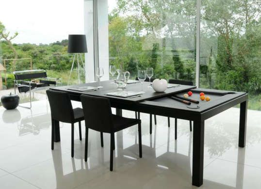 With Their Modern, Cutting Edge Look, Any Dining Room Can Be Transformed  Into The Perfect Game Roo