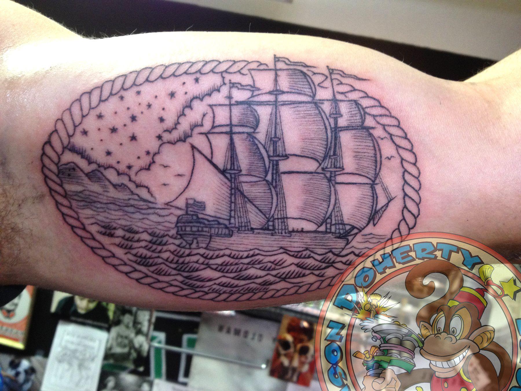 b7d5b6767 scrimshaw #tattoo My name is #jason #doherty I am a #Professional ...