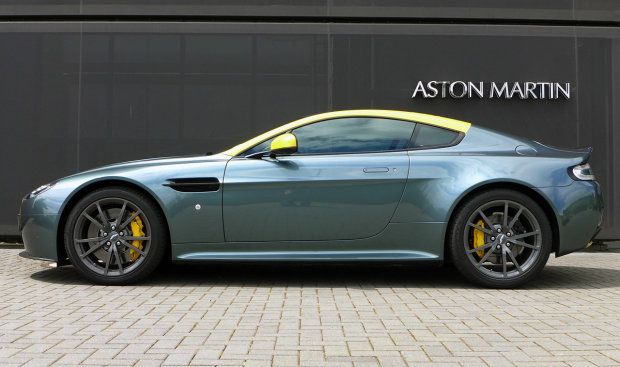 2015 Aston Martin V8 Vantage Gt First Drive Photo Gallery Aston