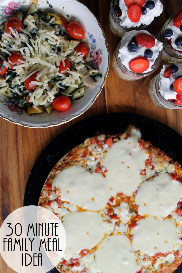 30 minute family meal idea family meals meal ideas and meals 30 minute family meal idea sisterspd