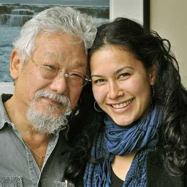 Severn Cullis-Suzuki (daughter of David Suzuki and Tara Cullis ...