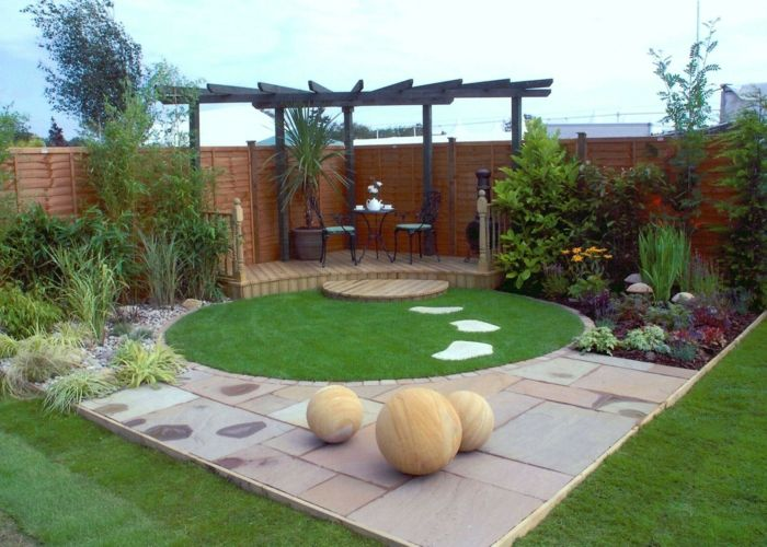 110 Garten Gestalten Ideen In City Style , Wie Sie Den Außenbereich  Verwandeln | Gardens, Rooftop Gardens And Landscaping