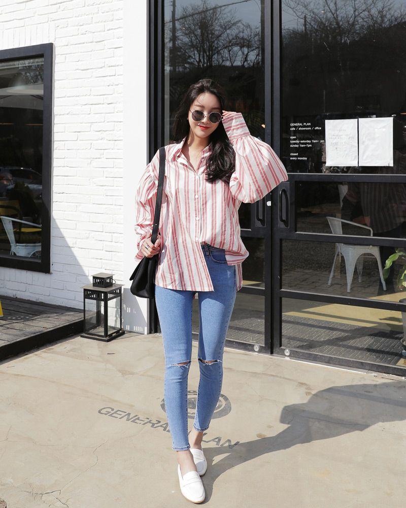 Dahong style sungsinmt style pinterest korean fashion