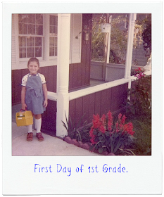 Michelle Vicari First Day of 1st Grade Snoopy Lunch Box #bentoboxlunch