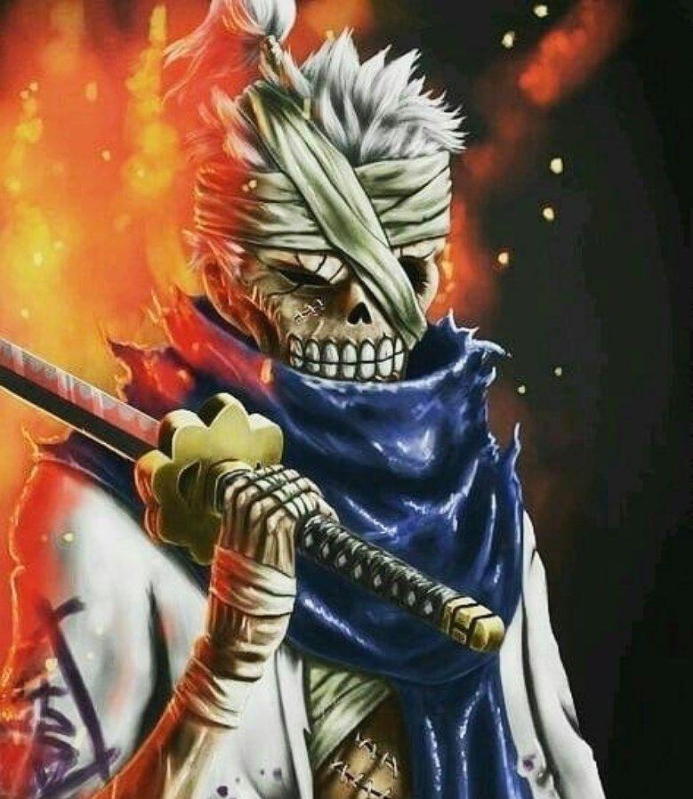 One Piece Ryuma Samurai   Manga stylé, One pièce manga, Bd ...