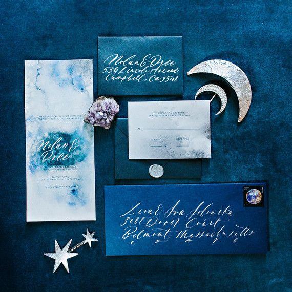 Moon Themed Wedding Space Wedding In 2018
