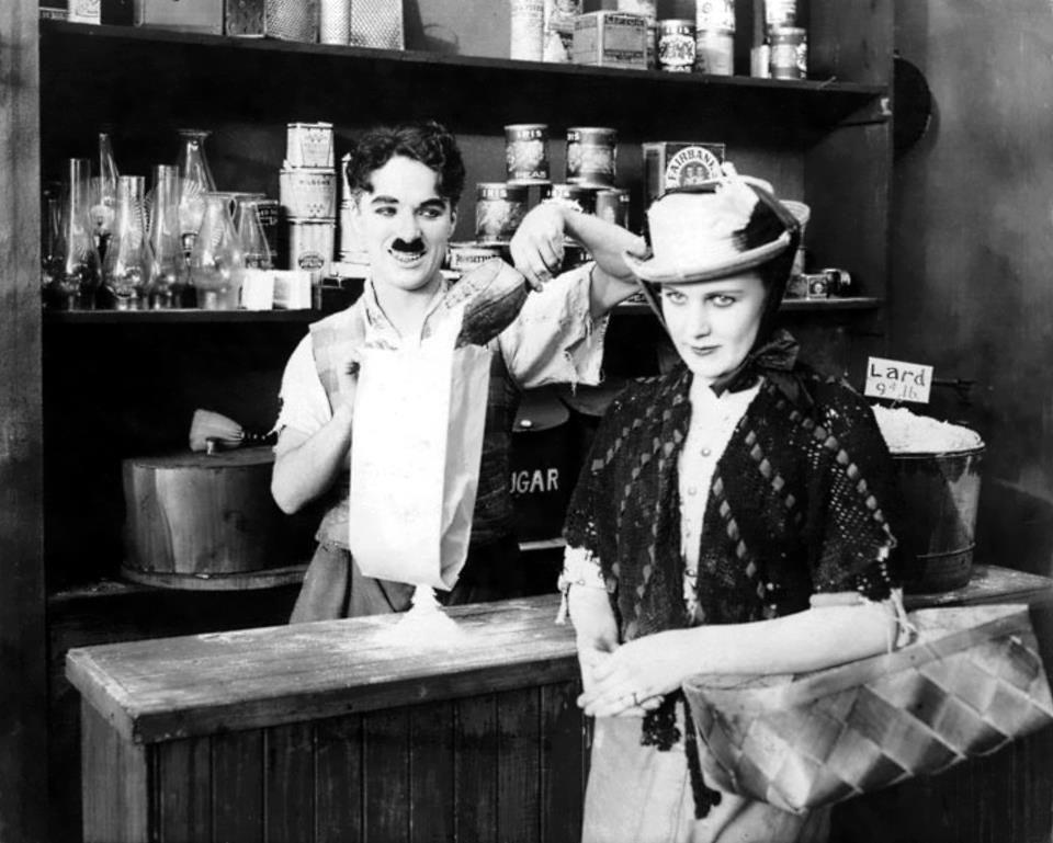 #Charlie_Chaplin