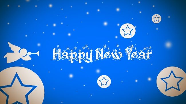 animated new year 2018 images free download to wish this festival