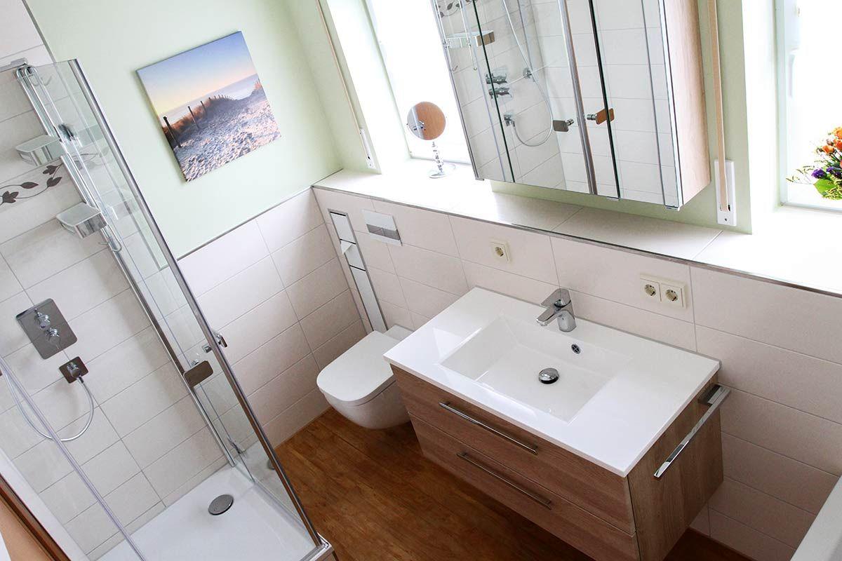 Heimwohl Badezimmer Badezimmer Holzfliesen Badgestaltung