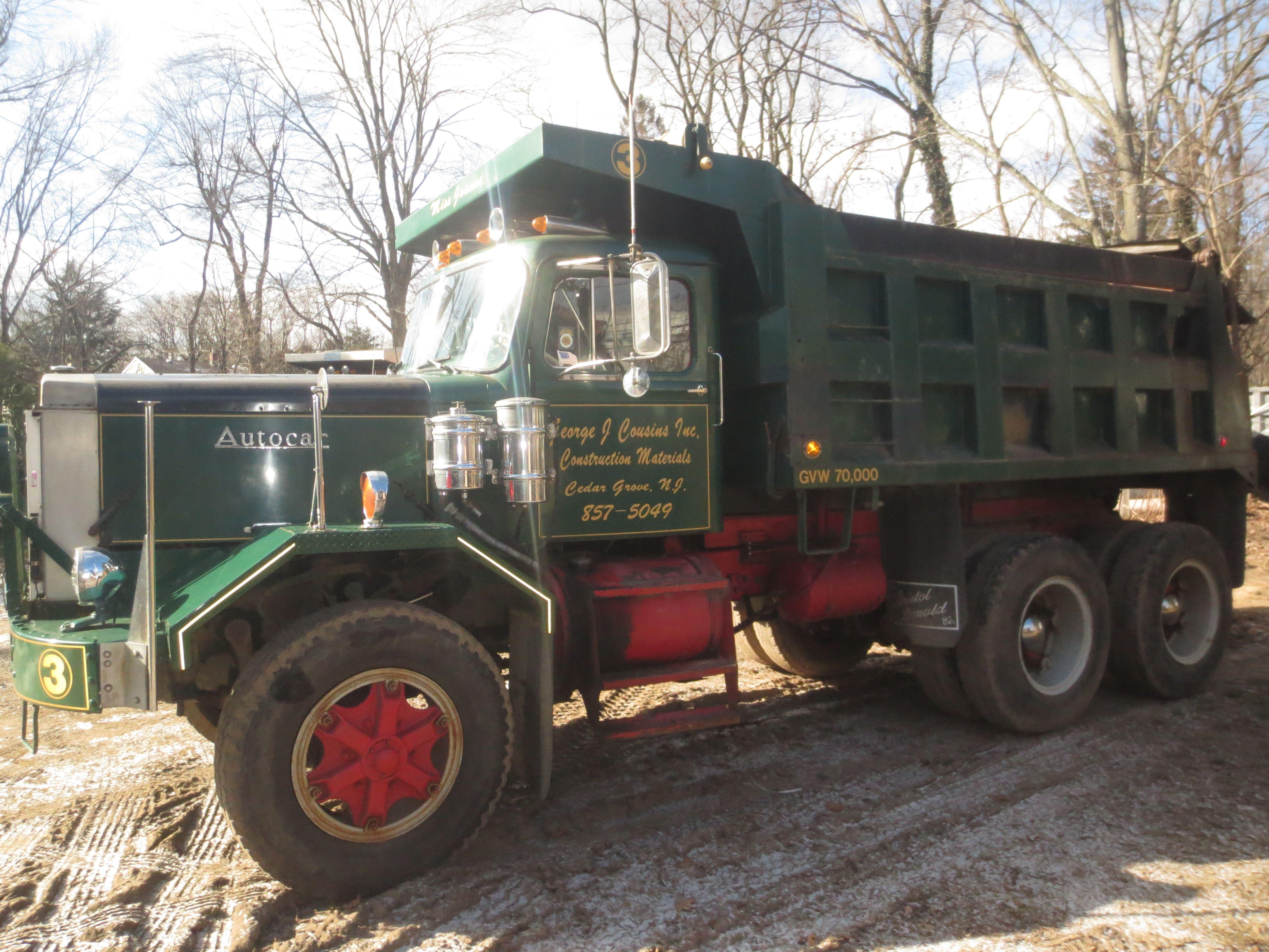 14 Yard heated Steel Bristol Donald Dump Body   Truck ...