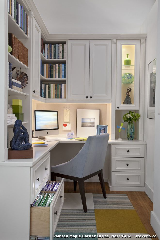 Great Little Home Office Small Home Offices Home Office Layouts Home Office Design