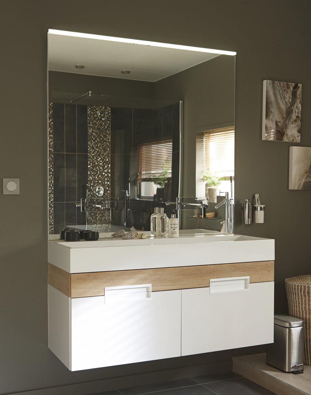 pingl par audrey maurette sur sdb pinterest idee deco sdb et deco. Black Bedroom Furniture Sets. Home Design Ideas