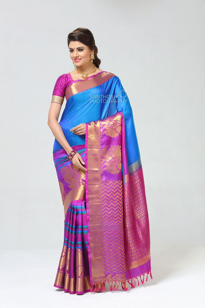 d178fb3d41 Professional photoshoot. Silk Saree Photoshoot. #silk #saree #kanchipuram # weddingsarees #wedding #pattu #jewellery #indian #female #model #latest